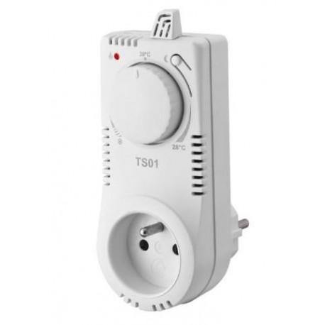 Steckdosenthermostat HTI TS01