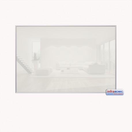 Infranomic Glas weiss 10mm Alu