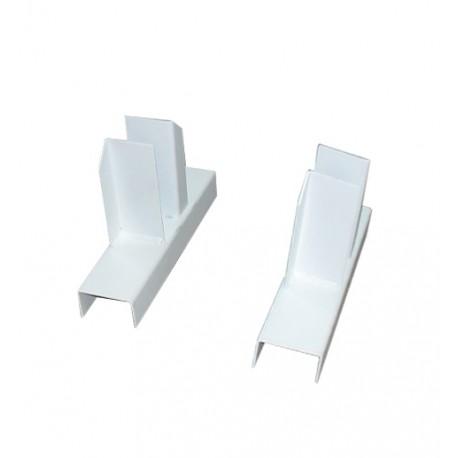 Standfuss Set Stahl für Comfort Infrarotheizkörper