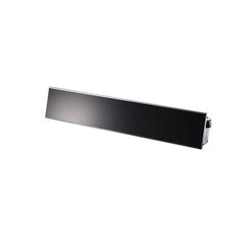 Burda Relax Glass silber/schwarz