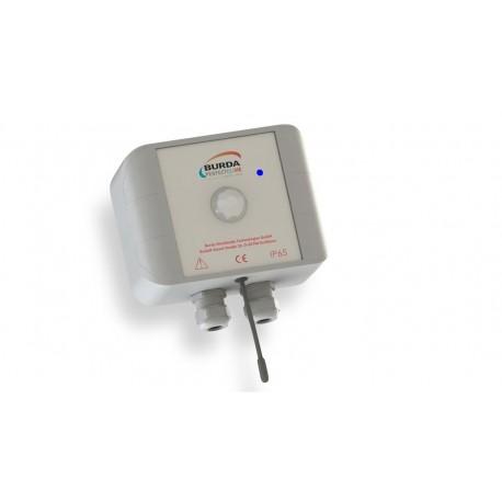 Controller mit integriertem Infrarot (BPIR4)-Bewegungssensor , 4kW