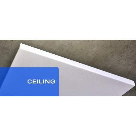HTI - Steel Line Infrarotdeckenheizung Ceiling seidenmatt