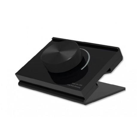 1 Zonen Tisch-Fernbedienung schwarz für LED-Beleuchtung