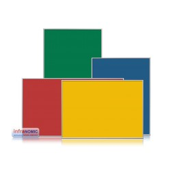 Infranomic Glas Infrarotheizung in RAL Farben