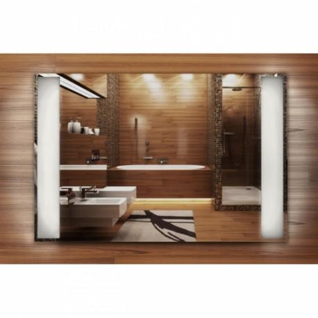 infranomic led line spiegelheizung rahmenlos. Black Bedroom Furniture Sets. Home Design Ideas
