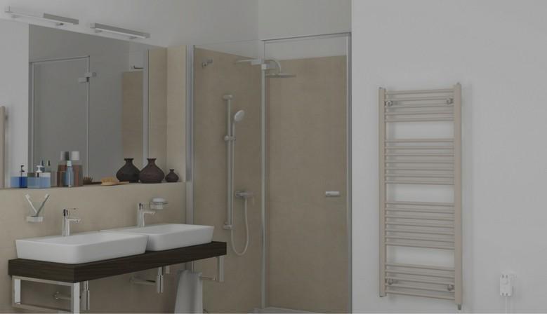 Badezimmerheizung & Handtuchtrockner